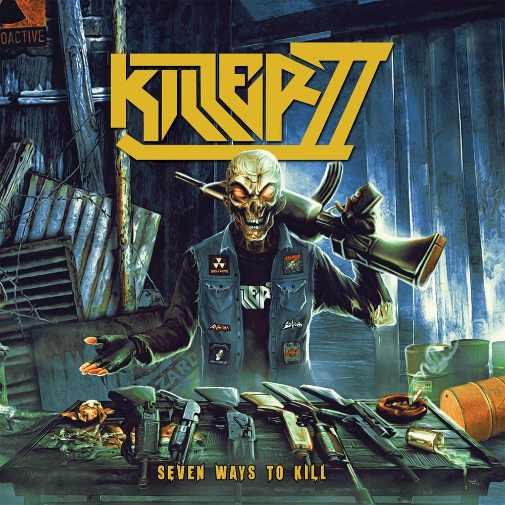 Image of KILLER 7 'Seven Ways To Kill'
