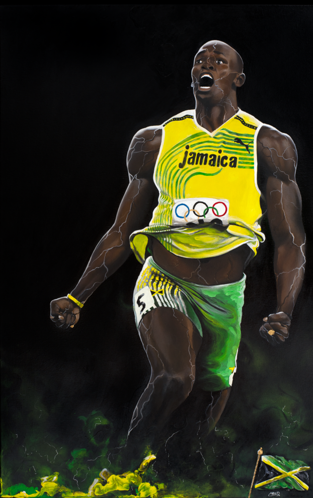 Image of Usain Bolt