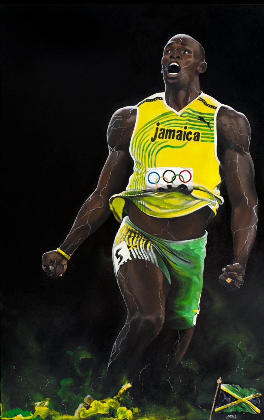 Image of Usain Bolt