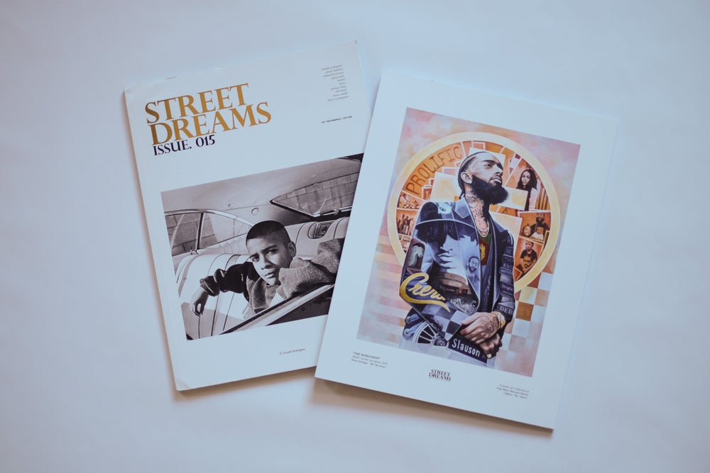 Image of STREET DREAMS - ISSUE .015 (PRINT EDITION)