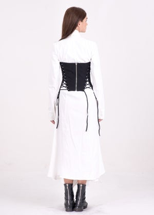 Image of Lace Up Corset Belt