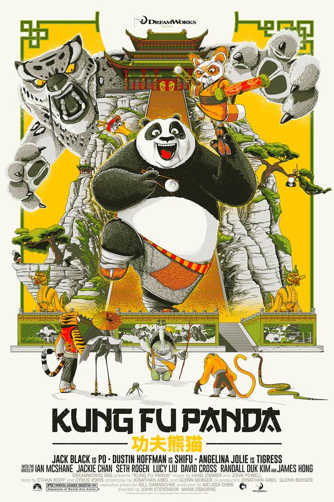 Image of Kung Fu Panda - AP