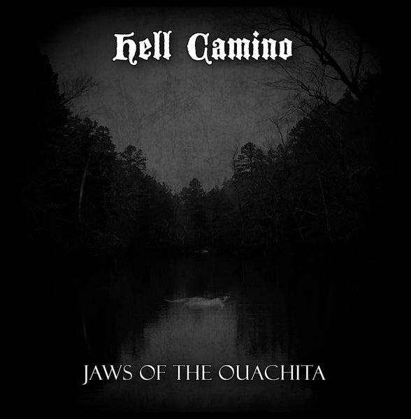 "Image of Hell Camino ""Jaws of The Ouachita"" CD"