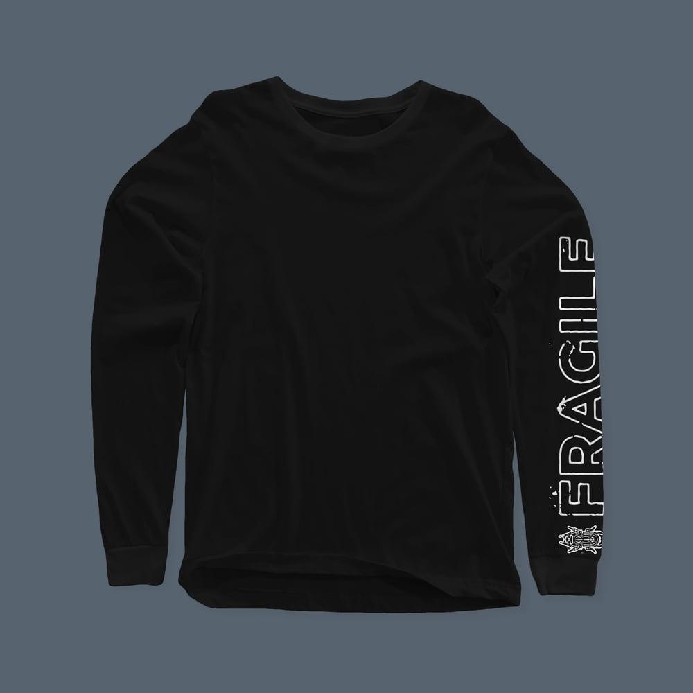 Image of FRAGILE Crewneck Sweatshirt