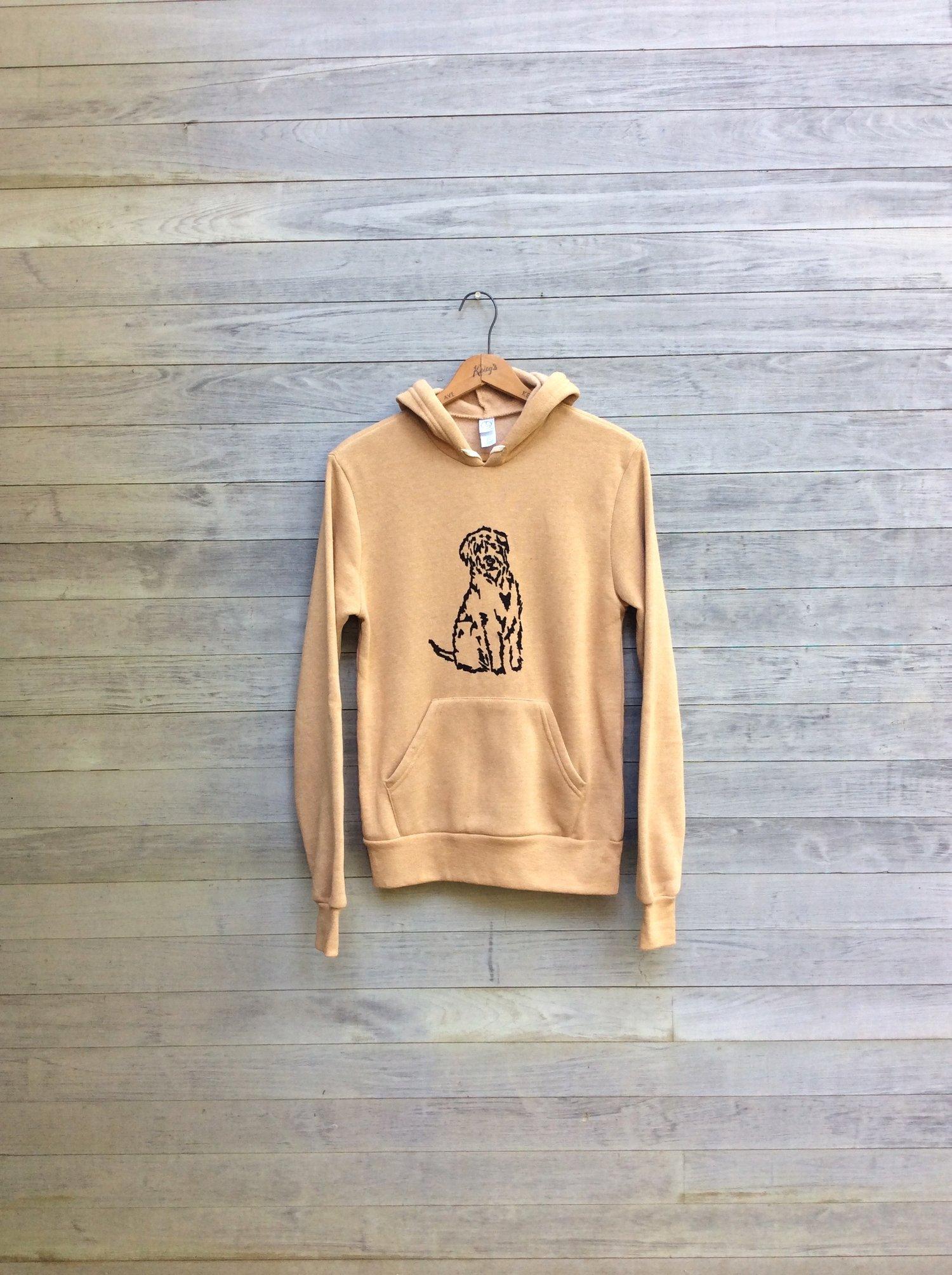 Image of Golden Doodle/Wheaten Terrier Hoodie