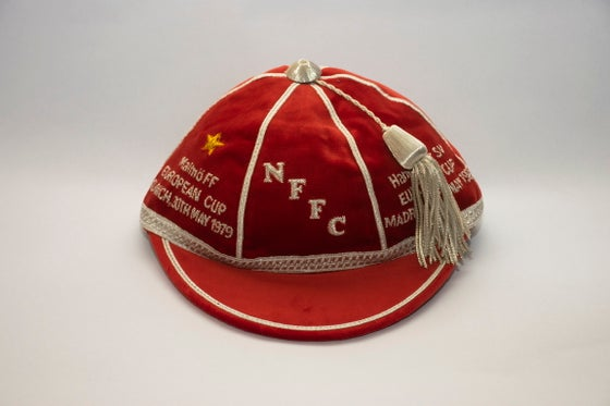 Image of Nottingham Forest Champions of Europe