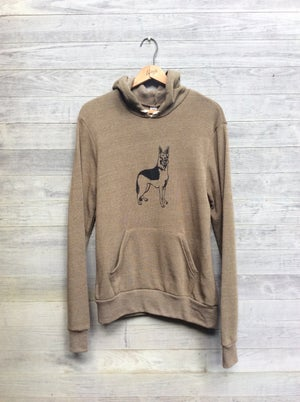Image of German Shepherd Hoodie