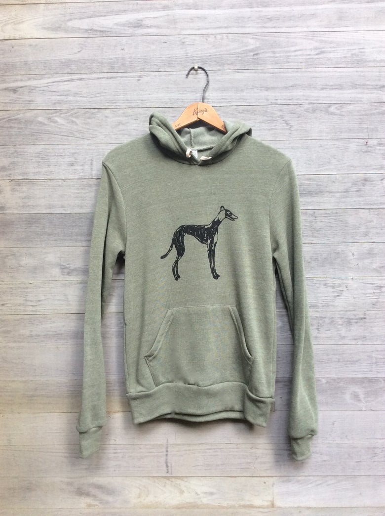 Image of Greyhound Hoodie