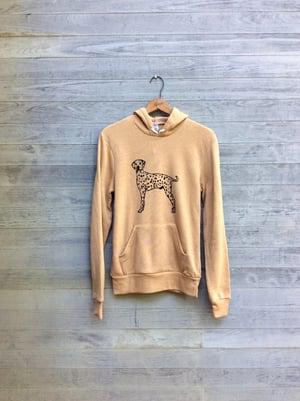 Image of Dalmatian Hoodie