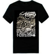 "Image of HAGGUS ""Gore & Filth"" T-Shirt"