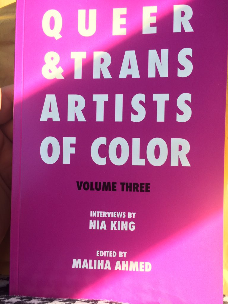 Image of Queer & Trans Artists of Color, Volume 3