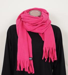 Image of Schal Pink aus Bio-Baumwolle