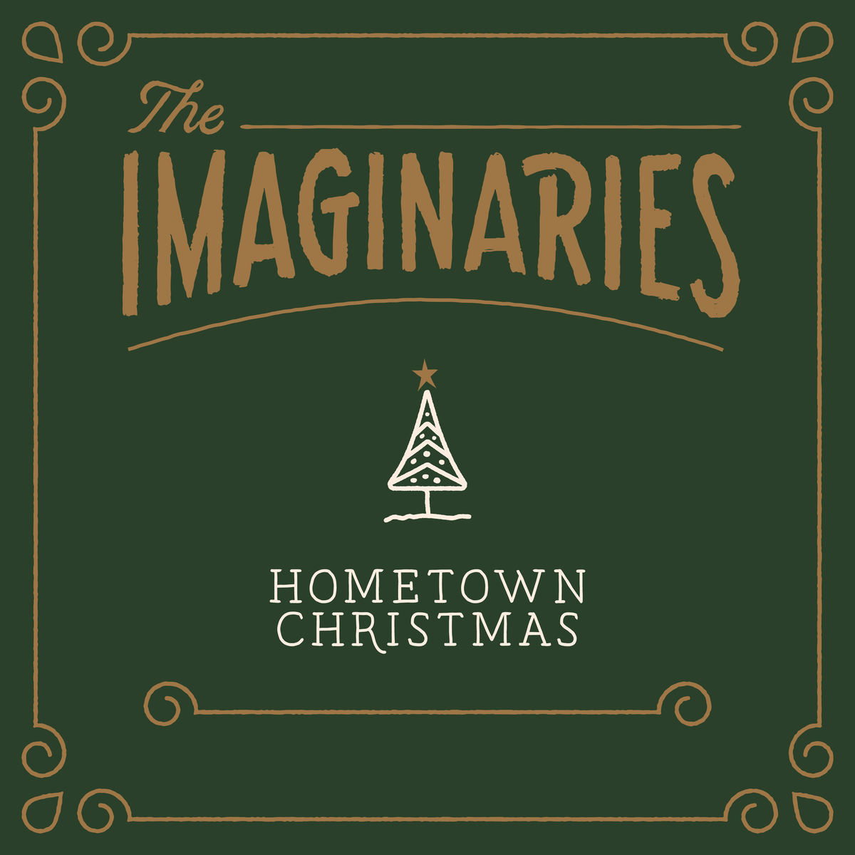 Image of Hometown Christmas Album Signed