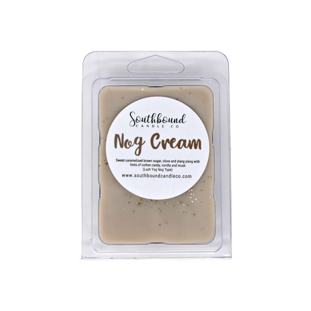 Image of Clamshell - Nog Cream