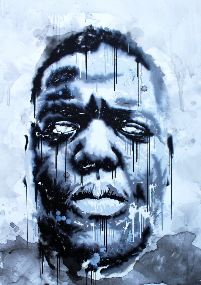 Image of BIGGIE (Limited Edition Print)