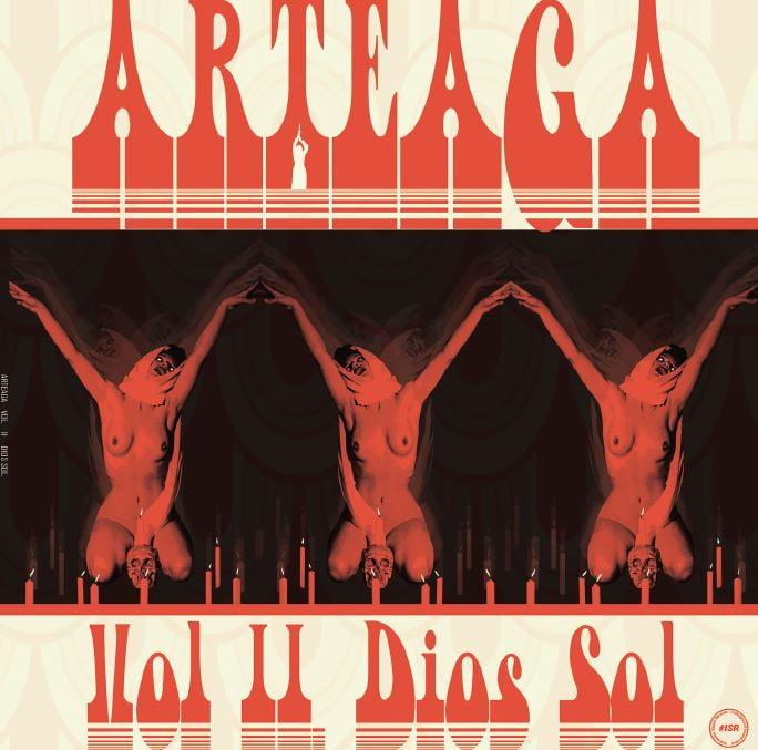 """Image of ARTEAGA """"VOL.II DIOS SOL"""" PINK GHOUL VINYL EDITION"""