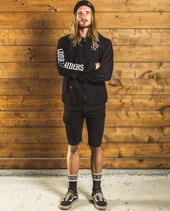 Image of LRXGA zip up hoodie men's hoodie