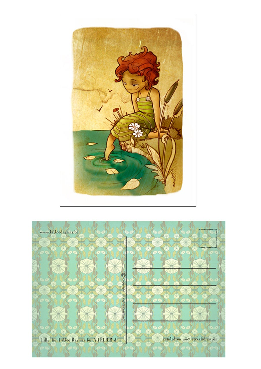 Image of Postcards Lilly