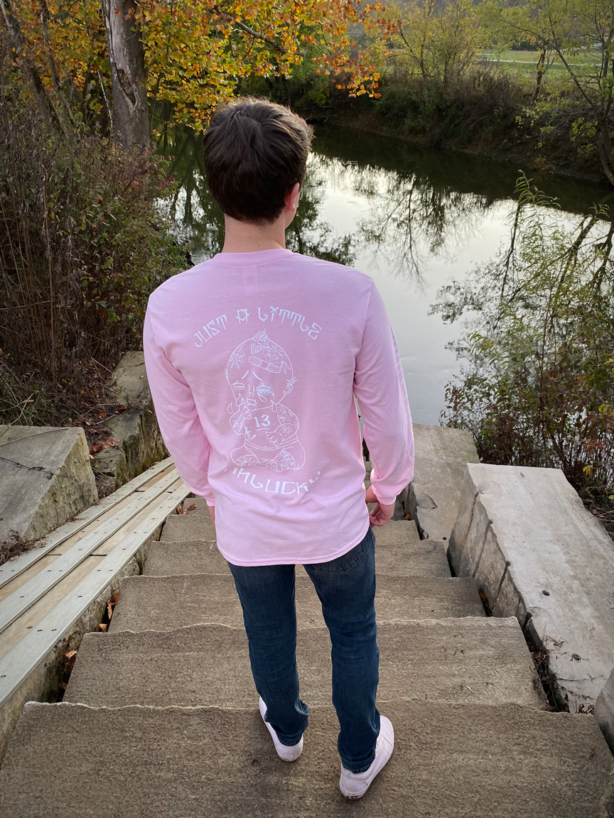 Image of Pink KewPie Long Sleeve
