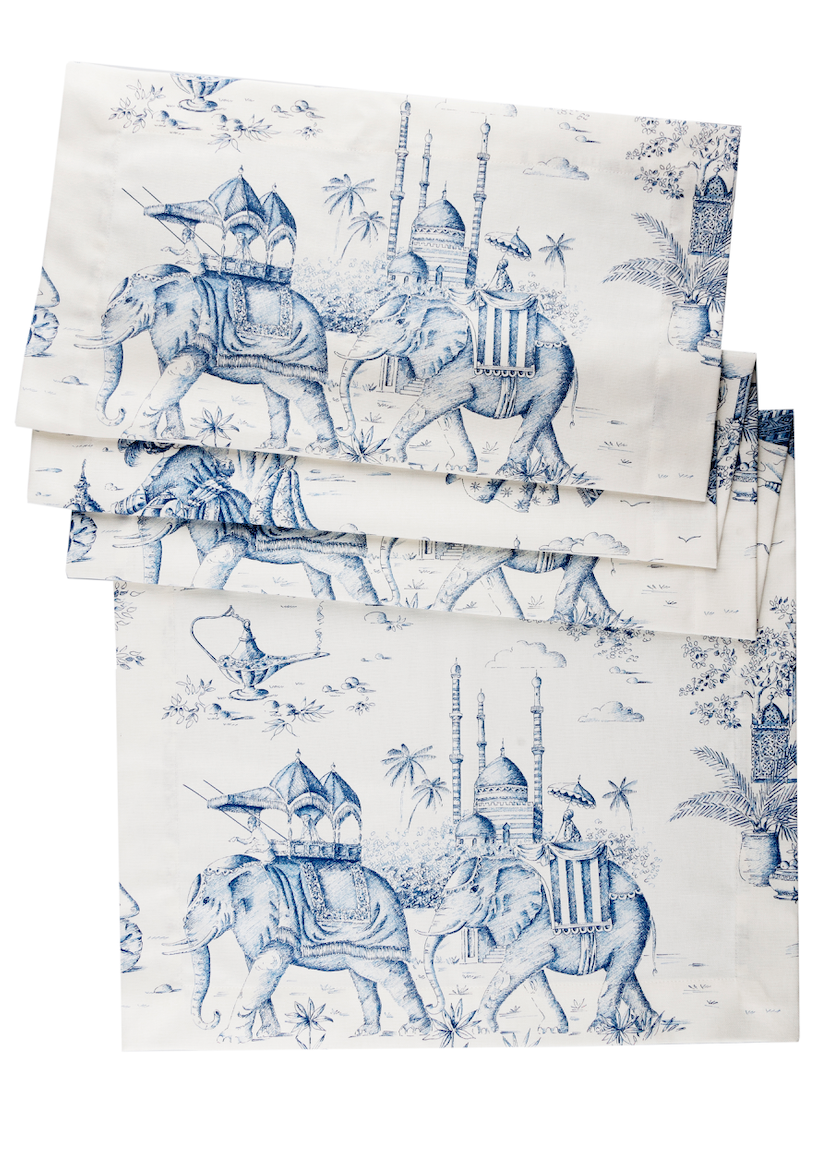Image of Runner Mille e Una Notte/ Mille e Una Notte table runner