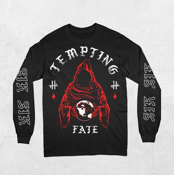 Image of Reaper/Death of Me Long Sleeve