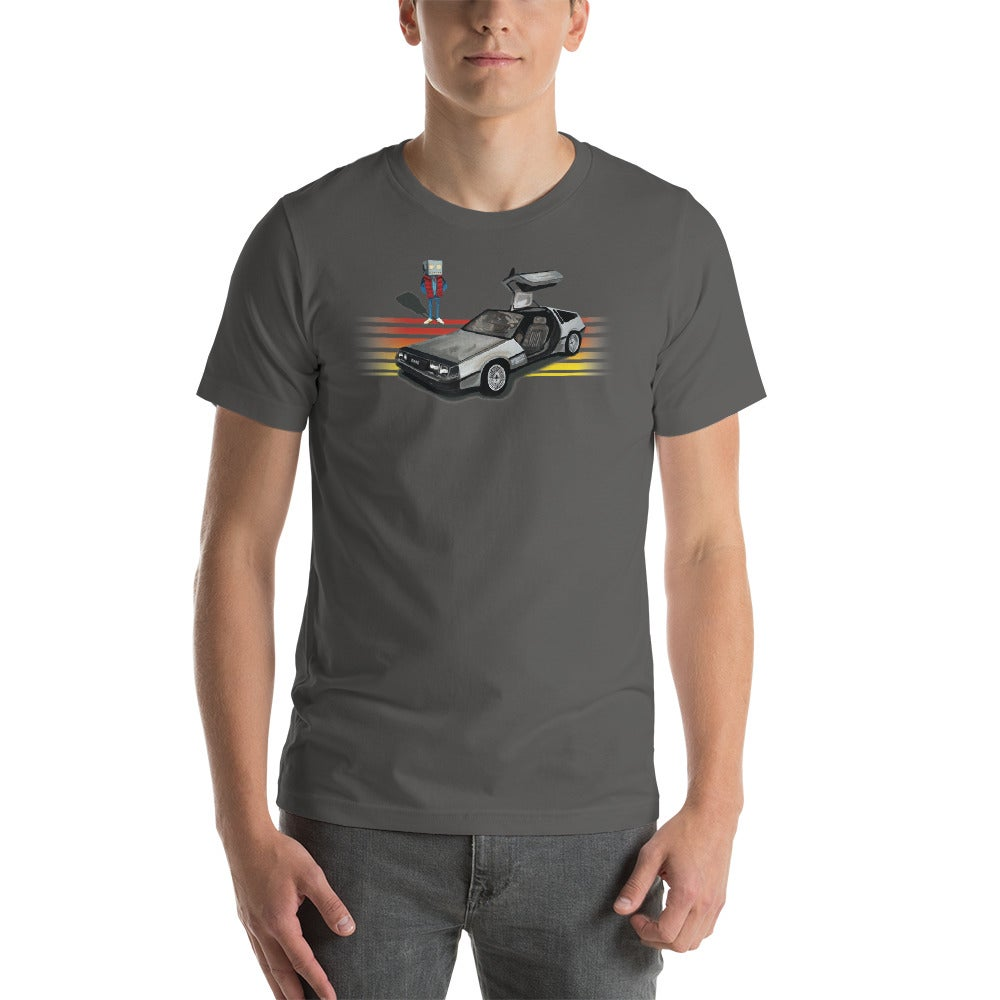 Image of Delorean and Me Shirt