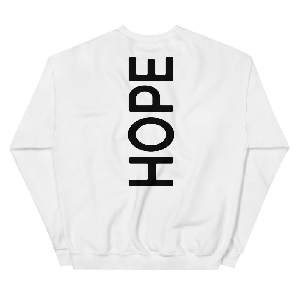 Give Hope Daily White