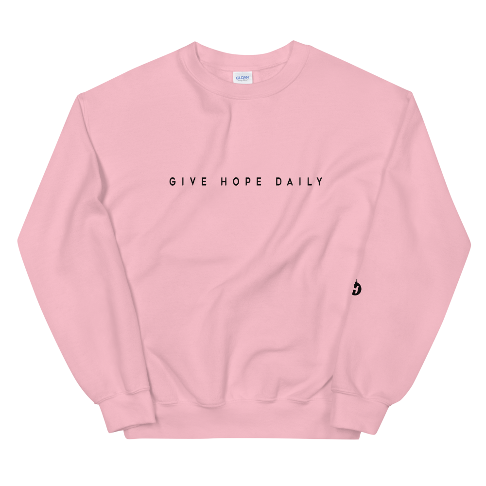 Give Hope Daily Pink