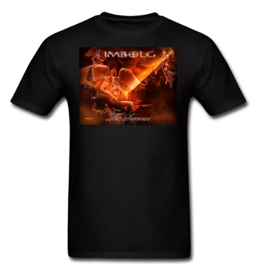 Image of The Sorrows Men's T-Shirt