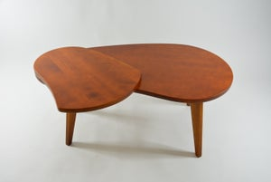 """Image of Table basse """"Apéro"""" teck"""