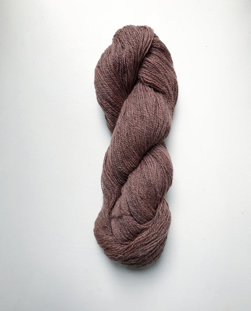 Image of NEW! Lambswool - Antique Rose (38)