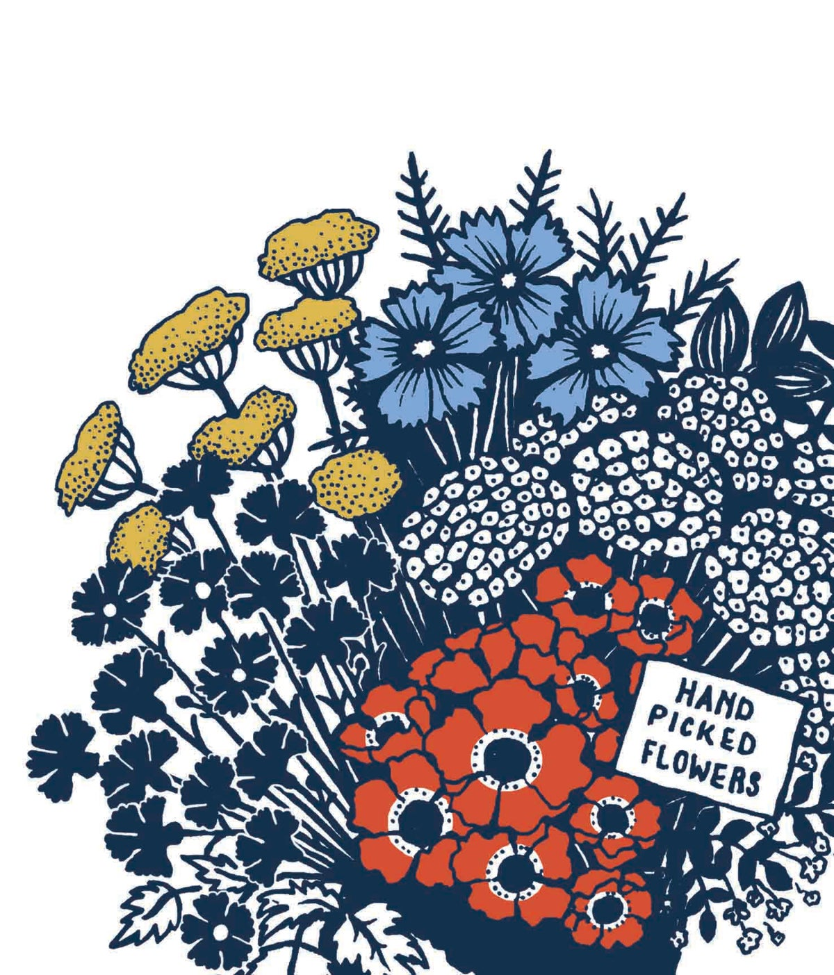 Image of Hand Picked - giclee print