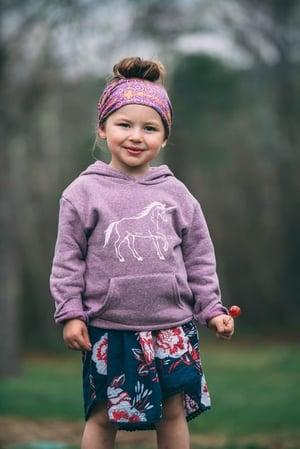 Image of Kids Unicorn Hoodie