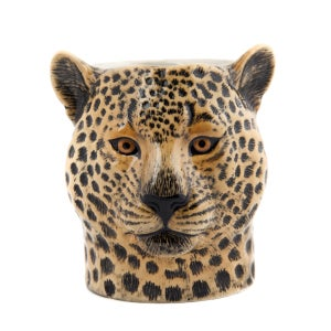 Image of POT LÉOPARD, QUAIL