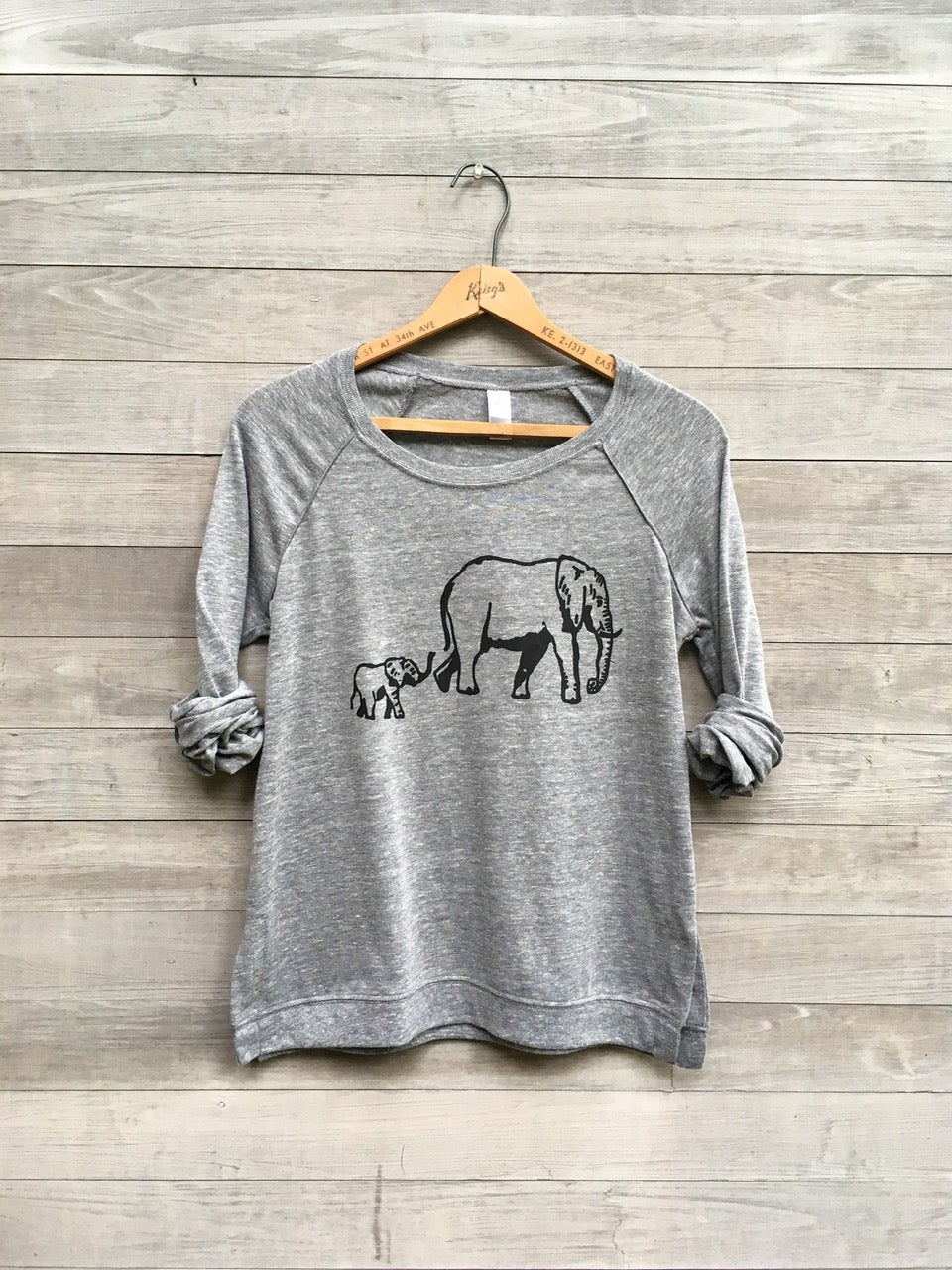 Image of Elephant Pullover