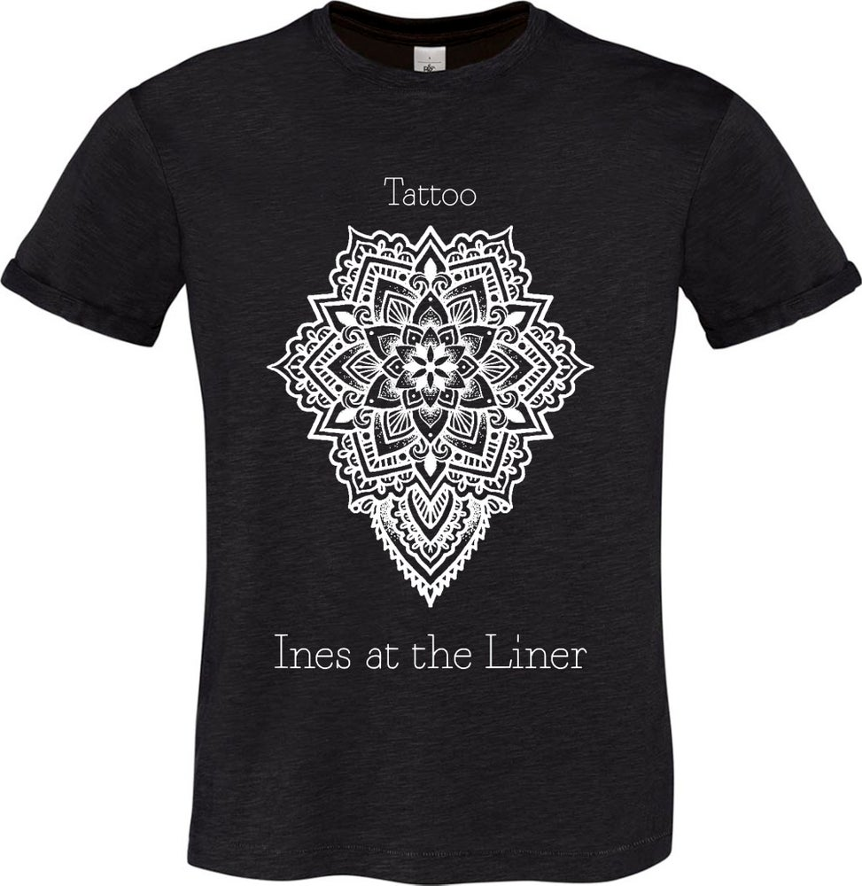 Image of T-shirt Ines at the Liner front