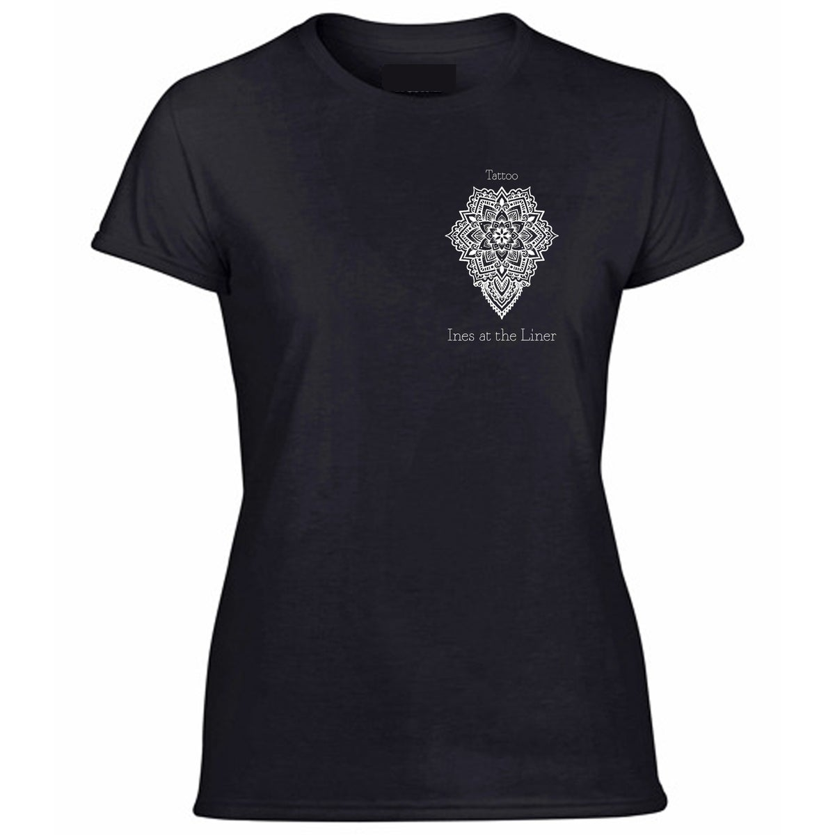 Image of T-shirt Ines at the Liner woman