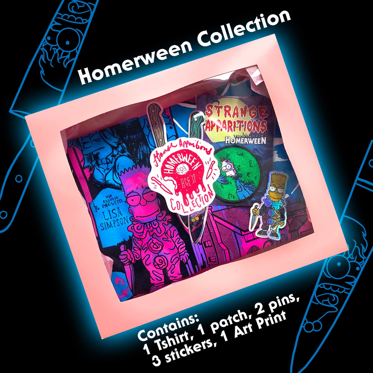 Image of Homerween Collector's Box