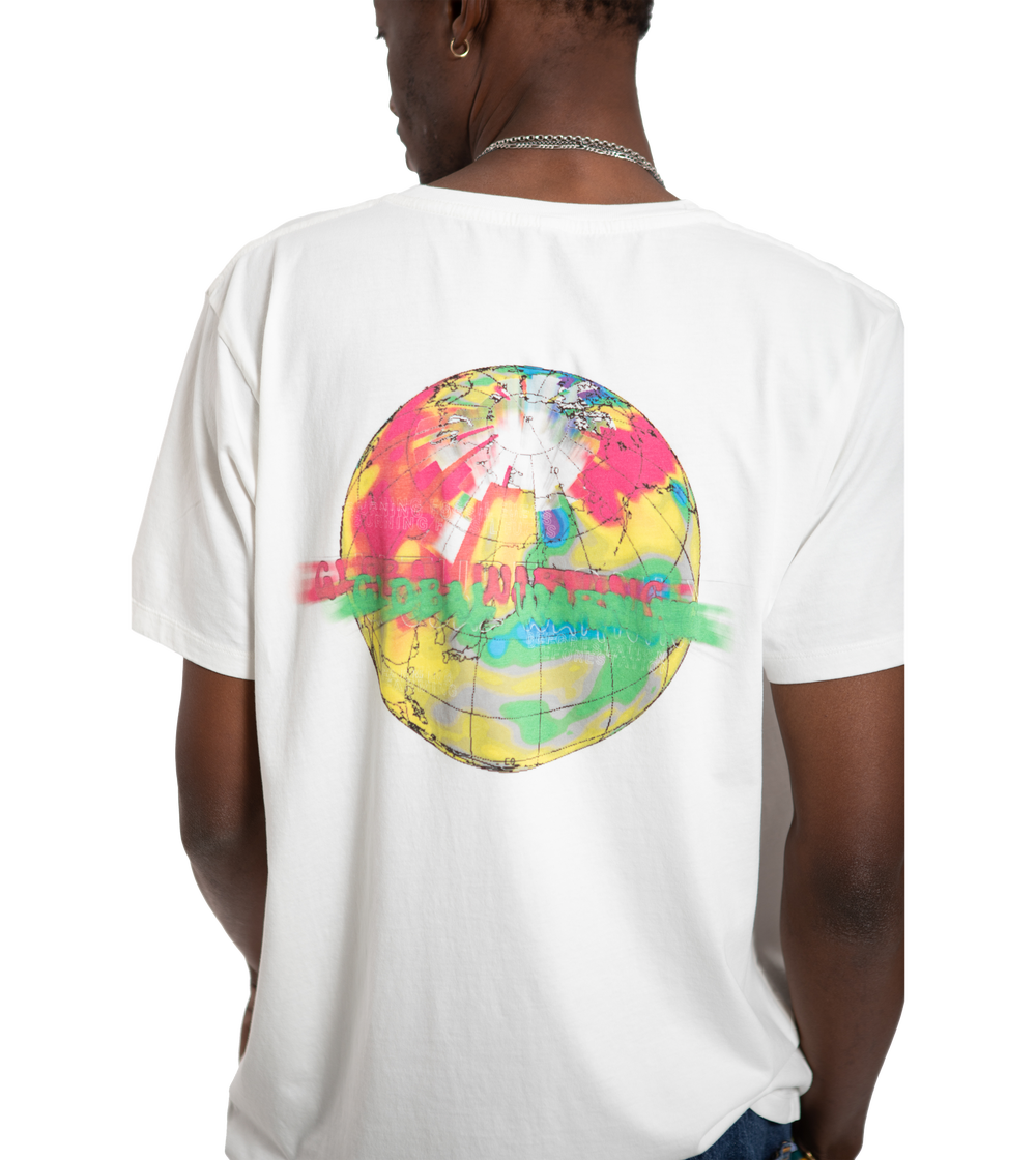 Image of GLOBAL WARNING TEE