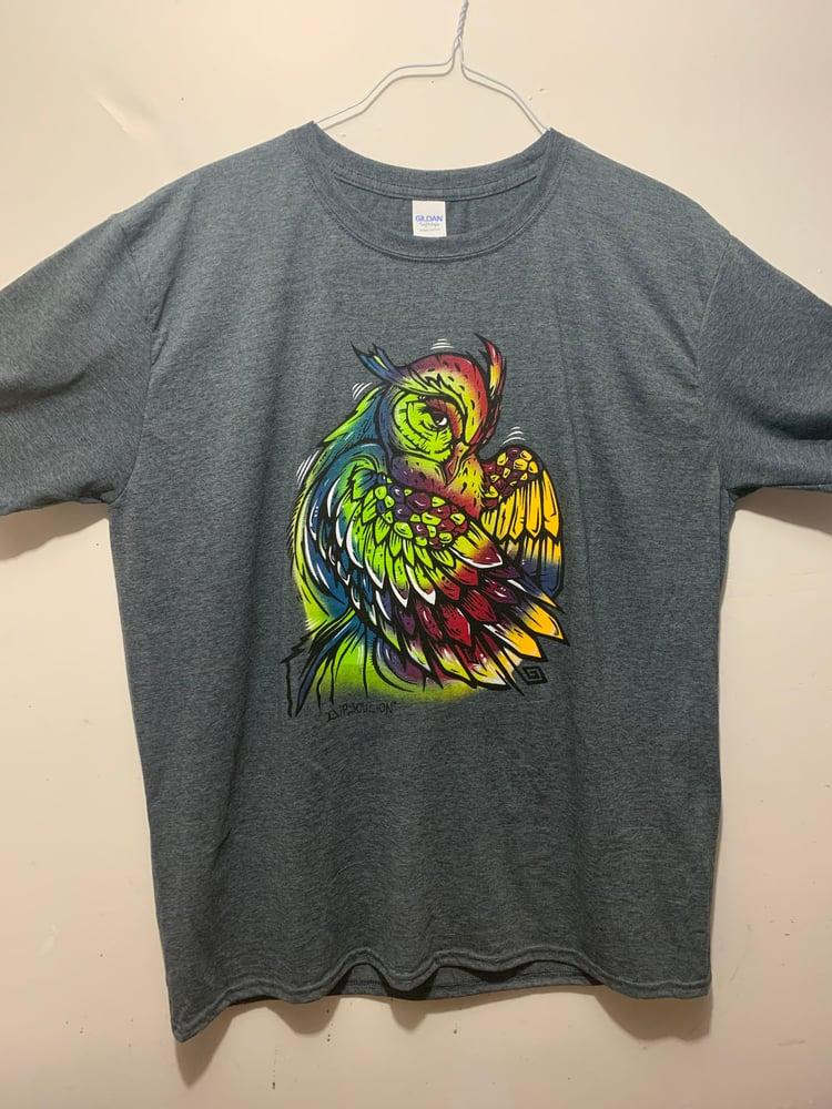Image of Taking Flight T shirt