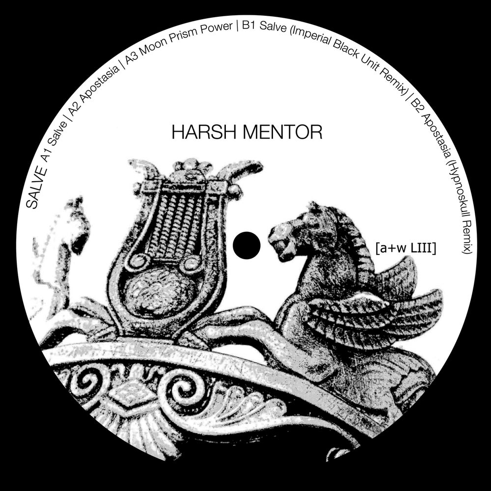 """Image of [a+w LIII] Harsh Mentor - Salve 12"""" (out: 15.11.2019)"""