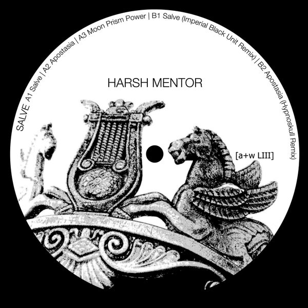 Image of [a+w LIII] Harsh Mentor - Salve 12""