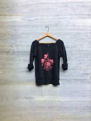 Image of Poppies Sweatshirt
