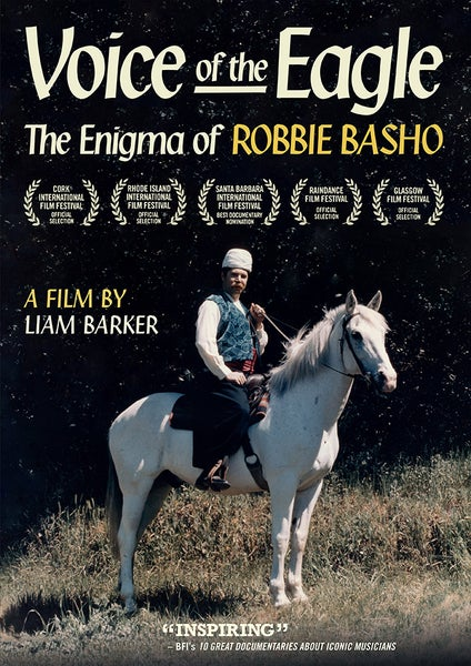 Image of VOICE OF THE EAGLE: THE ENIGMA OF ROBBIE BASHO (DVD)