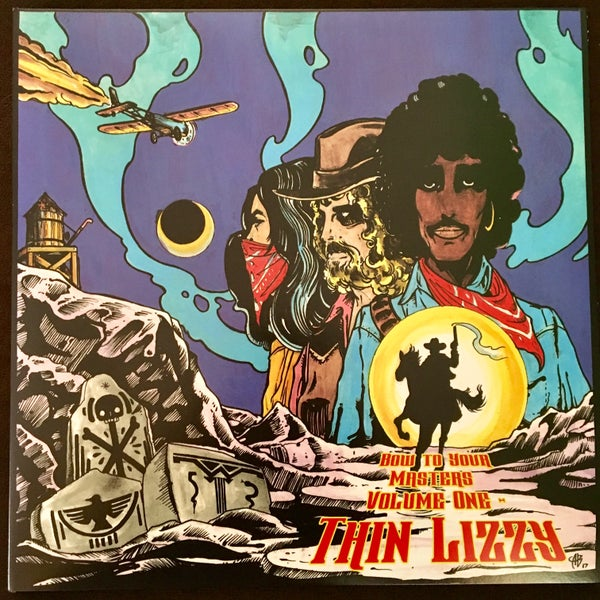 Image of Bow To Your Masters Volume I: Thin Lizzy