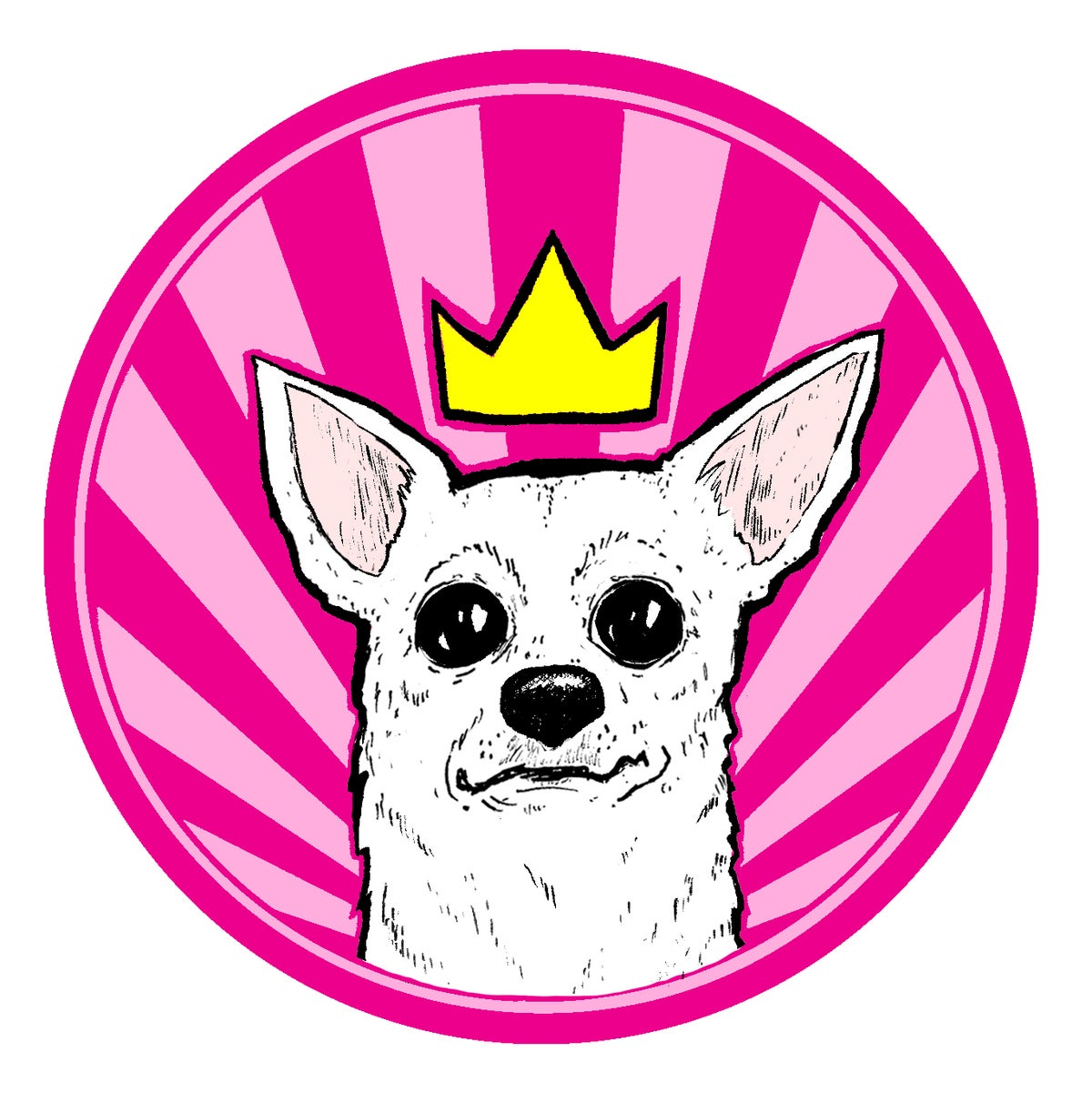 Image of Canine Pride Sticker