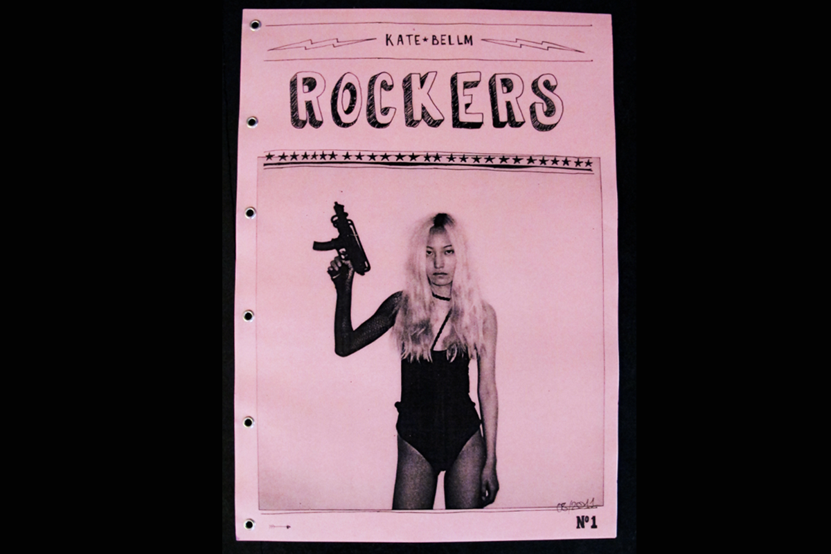Image of ROCKERS ZINE
