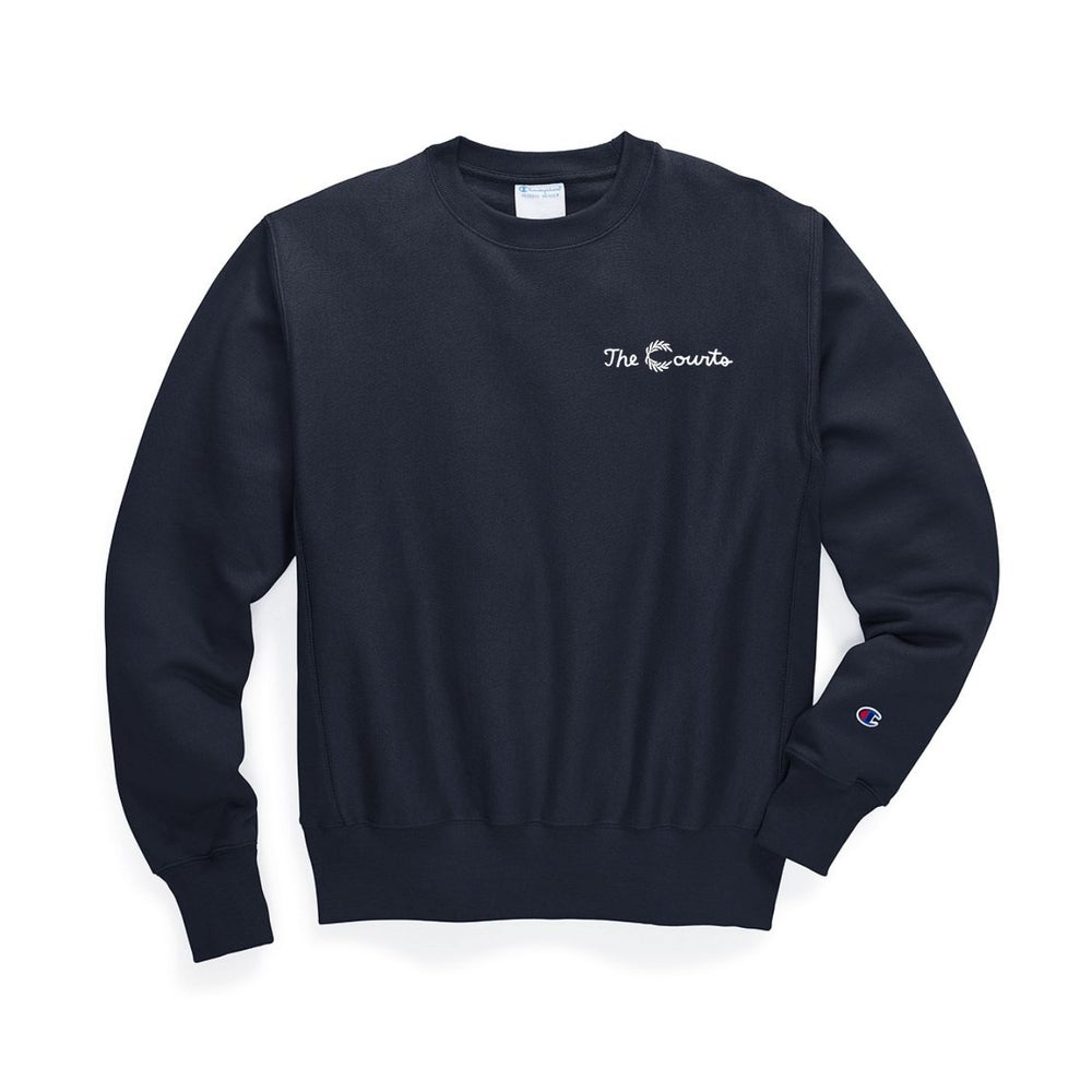 Image of The Courts Champion Crewneck