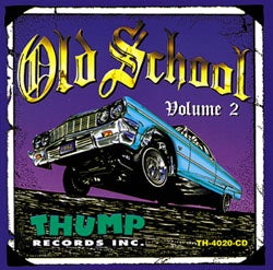 Image of OLD SCHOOL VOL 2  CD FORMAT