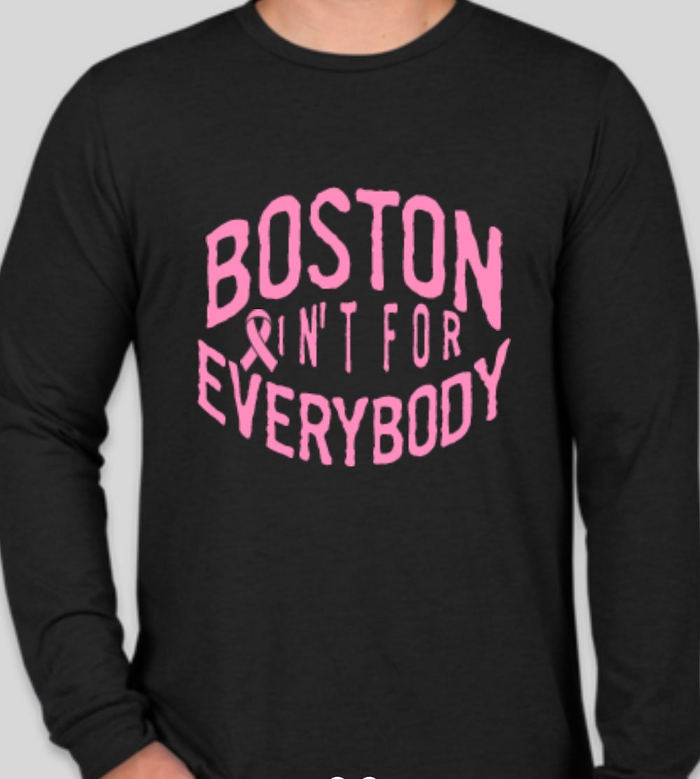 Image of 2019 Breast Cancer Awareness Edition BAFE long sleeve